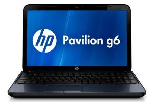 AMD İşlemcili HP Pavilion g6 Dizüstü Bilgisayarlar