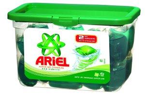 Ariel Jel Deterjan Kapsül ile Temizliğin Kuralları Değişiyor