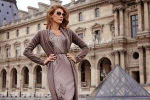 Aşk Şehri Paris'te, Tutku Markası Silk/Cashmere