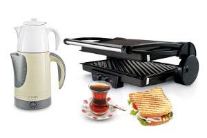 Bosch Çay ve Tost Makineleri Ramazan'ın Sağlıklı Sahurlarına Eşlik Ediyor