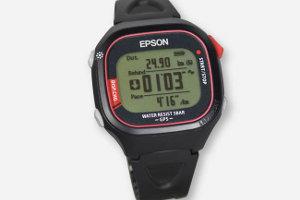 Dünyanın En Hafif GPS Destekli Saati Epson'dan