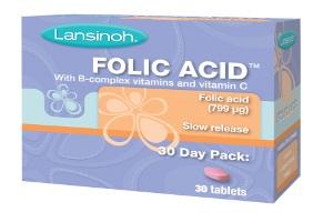 Lansinoh Folic Acid ile Sağlıklı Anneler, Sağlıklı Bebekler