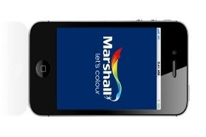 Marshall iPhone Uygulaması