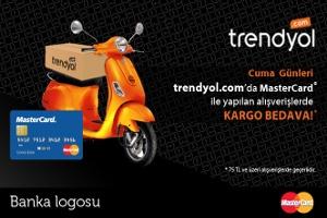 MasterCard'la Her Cuma Trendyol Günü