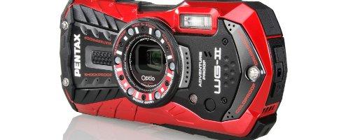 Çelik Kadar Sağlam Pentax Optio WG-2 ve Optio WG-2 GPS