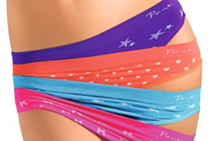 Penti'den Rengarenk Bir Ürün Serisi: Eğlenceli Slipler