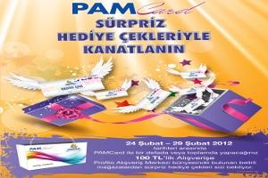 Pamcard ile Profilo Avm'de Kanatlanın!!!