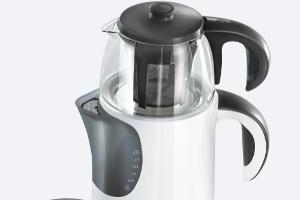 Sahurda Çay Keyfi Siemens Teasense Çay Makinesi ile Yaşanır