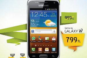 Samsung Galaxy'lerde Bahar İndirimi!