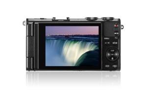 Samsung'un Yeni Smart Camera'sı EX2F