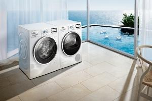 Yeni, Üstün Bir Seri: IQ800 Çamaşır ve Kurutma Makinesi