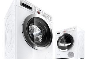 Bosch Çamaşır Makinesi Alana, Kurutma Makinesi Yüzde 40 İndirimli