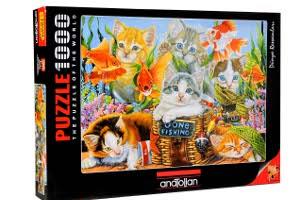 Tatilde Çocuklarınızın Yeni Oyun Arkadaşı Yaz Puzzle'ları Olacak!
