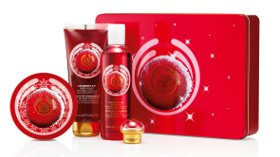 The Body Shop Zencefil Serisi
