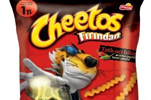 Yeni Cheetos Elektrik Eğlencesi Çarpıyor