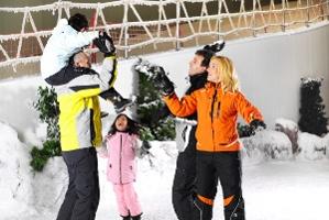 Kar ve Kayak Eğlencesi Snowpark'ta Buluşuyor