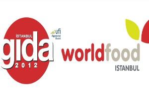 Gıda 2012 Worldfood İstanbul 20. Uluslararası Gıda Ürünleri ve Teknolojileri Fuarı