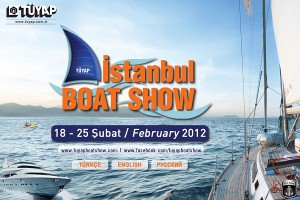 İstanbul Boat Show 2012