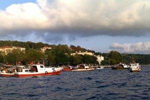 Boğaz`a Tekne Park Geliyor