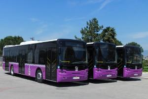 İETT 2013'te Otobüs Yaş Ortalamasını 3,5'e Düşürecek