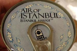 İstanbul Havası Kutuya Girdi