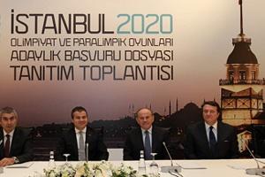 İstanbul Tesisleriyle Olimpiyatlara Hazır