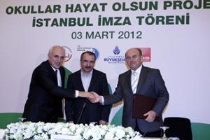 İstanbul'daki Okullar Halkın Kullanımına Açılıyor