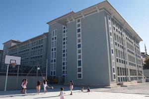 İstanbul`daki Okullarda Deprem Hazırlığı