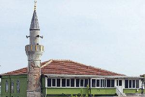 İstanbul`un İlk Camisi Restore Ediliyor