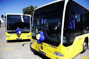 İstanbul'un Otobüs Filosu Genişliyor