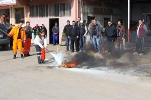 """Şile`de """"Sivil Savunma"""" Eğitimlerinde Dur-Durak Yok"""