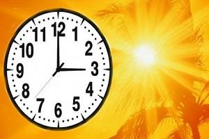 Yaz Saati Uygulaması Hafta Sonu Başlıyor