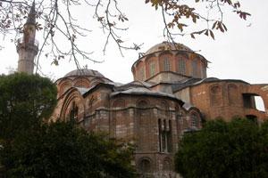 Kariye (Chora) Kilisesi