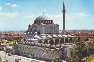 Mihrimah Sultan Camii- Edirnekapı