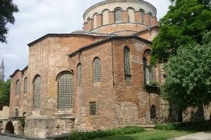 Aya İrini Kilisesi Müzesi (St. İrene)