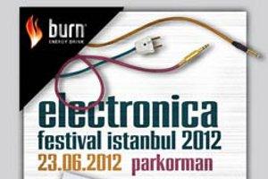 Burn presents: Electronica Festival İstanbul