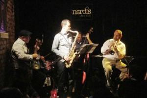 Önder Focan Quartet - Back to Bop