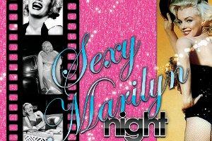 Sexy Marilyn Monroe Night