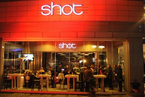 Shot İstanbul - Coctail Party