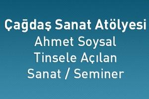 Ahmet Soysal - Tinsele Açılan Sanat