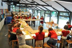 Çocuklar 23 Nisan'da, Sakıp Sabancı Müzesi'nin Yönetimini Ele Geçiriyor.