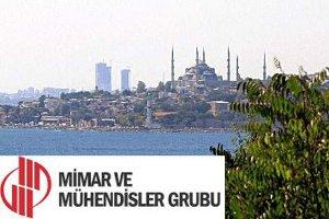 """Mimar ve Mühendisler Grubu """"İstanbul 2023 Toplu Ulaşım Vizyonu''"""