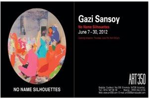 Gazi Sansoy - ''İsimsiz Silüetler''