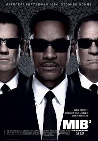 Siyah Giyen Adamlar 3 3D