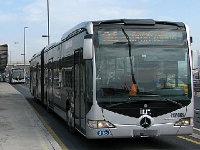 34Z Zincirlikuyu - Söğütlüçeşme Metrobüs Hattı