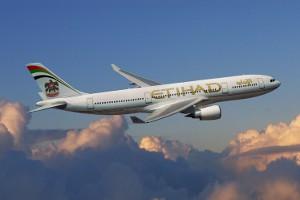 Organik Yiyecekler Etihad Havayolları'nda First Class Uçuyor