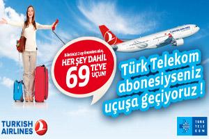 Türk Hava Yolları, Türk Telekom Kampanyası