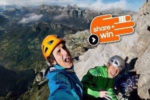 Adidas'tan İsviçre Alpleri'nde Trekking Ödüllü Outdoor Fotoğraf Yarışması