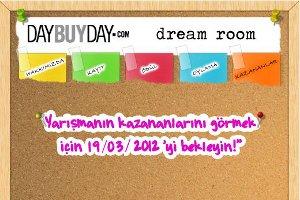 Yaratıcılığını Konuştur, Dream Room'a Girmeye Hak Kazan!