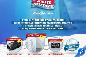 Facebook Kullanıcıları İstanbul Boğazı'nda Yelkenlileri ile Yarışıyor